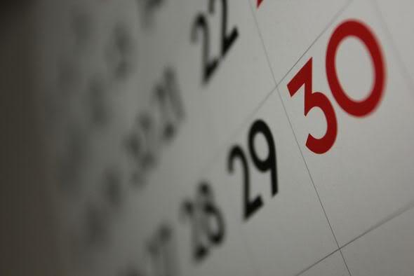 Calendario Editorial 2