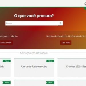 Portal De Serviços Digitais Já Está Disponível Aos Gaúchos