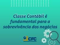 Artigo: Classe Contábil é Fundamental Para A Sobrevivência Dos Negócios