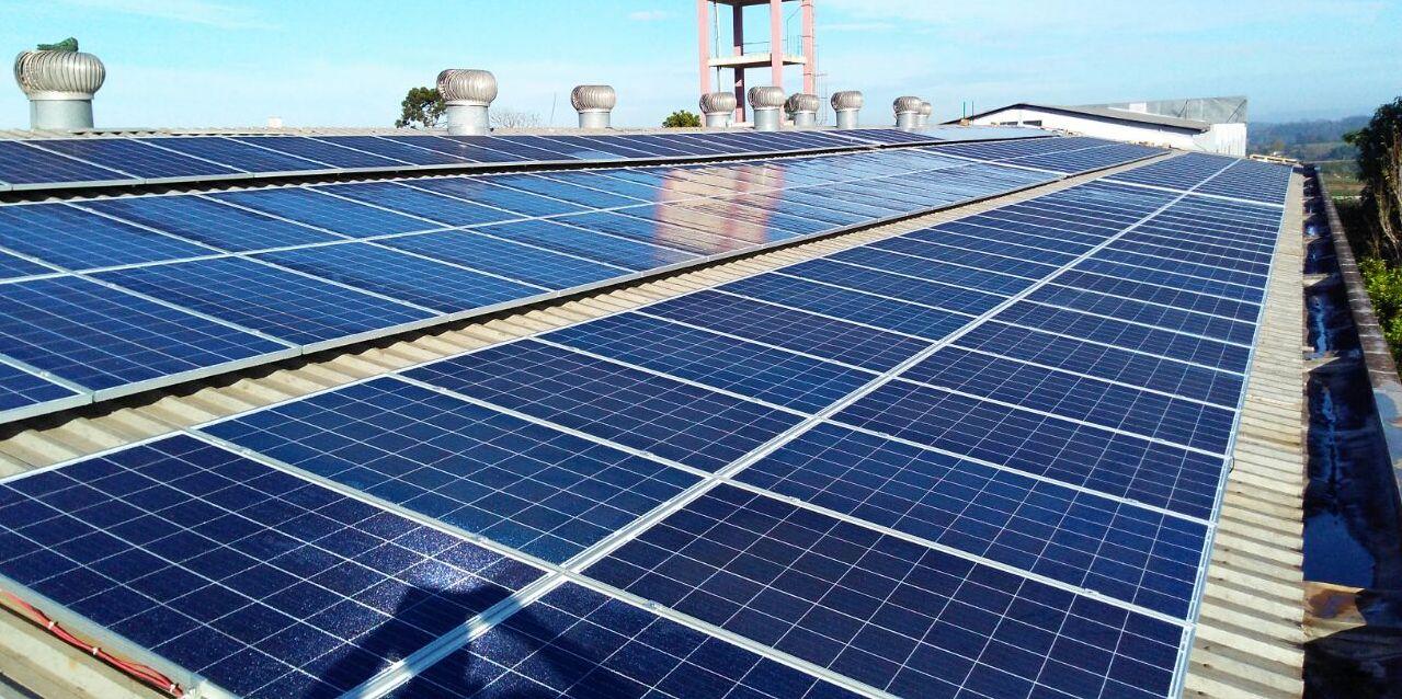 Energia Limpa Para Escritório Contábil E Lojas Em Teutônia