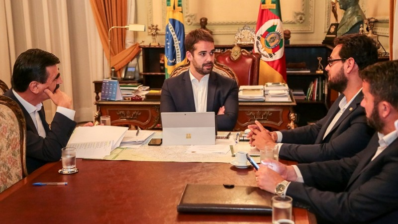 Governador Define Novos Diretores Para A Junta Comercial (JucisRS)